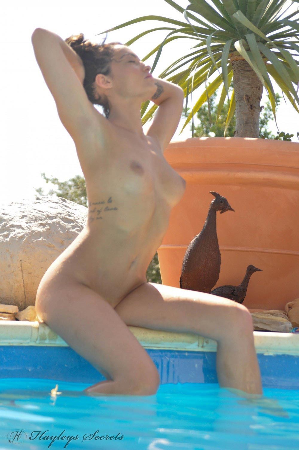 Girl beautiful extreme outdoor fucking