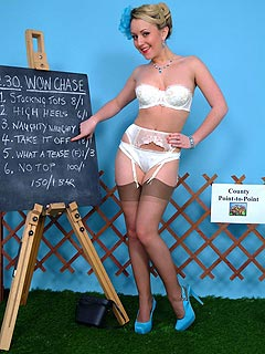 Welcome to the kinky class where teachers are stripping down to make sure students are getting the knowledge better