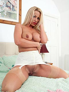 Lady is dressing down and welcoming you to cum inside her wet and warm pussy