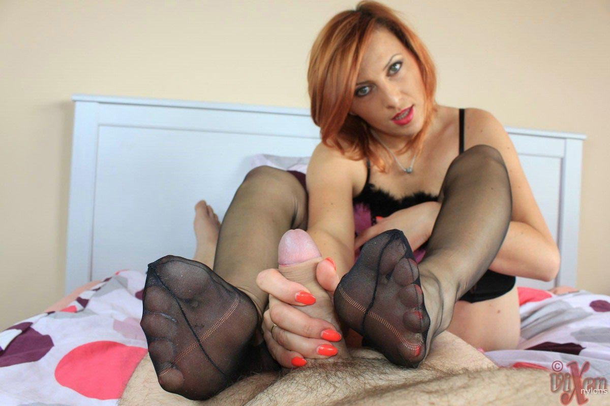 Pictures of black stockings and high heels sex feet girl