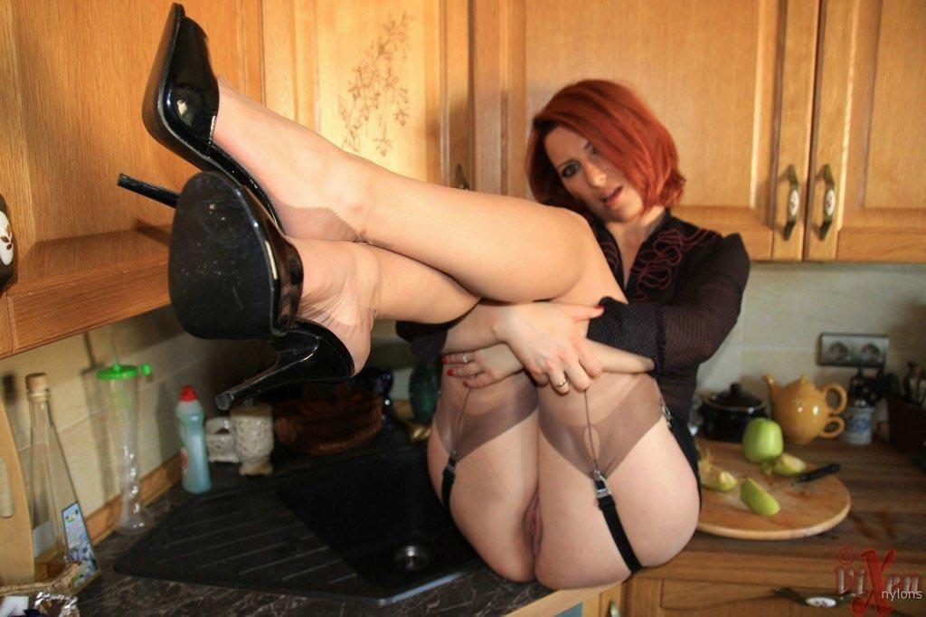 Cheating XXX housewife redhead amature